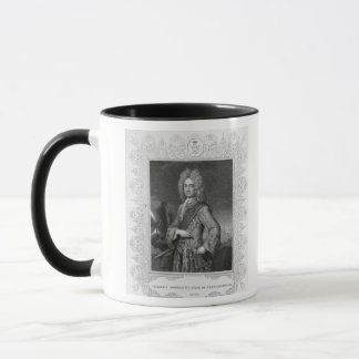 Charles Mordaunt, Earl of Peterborough Mug