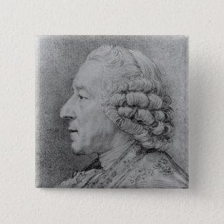 Charles-Nicolas Cochin, 1767 15 Cm Square Badge