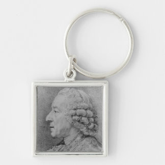 Charles-Nicolas Cochin, 1767 Key Ring