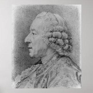 Charles-Nicolas Cochin, 1767 Poster