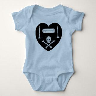 Charles Nungesser Crawler Baby Bodysuit