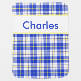 Charles' Personalized Blanket