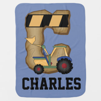 Charles' Personalized Gifts Baby Blanket
