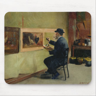 Charles Philippe Gevens, father-in-law of artist Mouse Mat