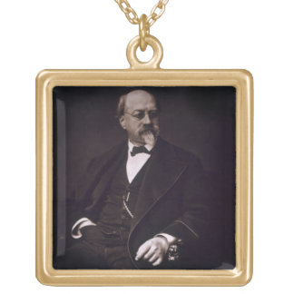 Charles Philippe Robin (1821-85), from 'Galerie Co Gold Plated Necklace