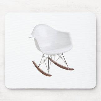 Charles & Ray Eames Shell Eiffel Rocking Chair Mouse Mat