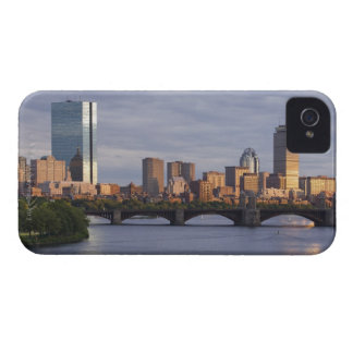 Charles River and The Longfellow Bridge iPhone 4 Cover