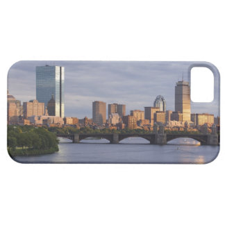 Charles River and The Longfellow Bridge iPhone 5 Covers