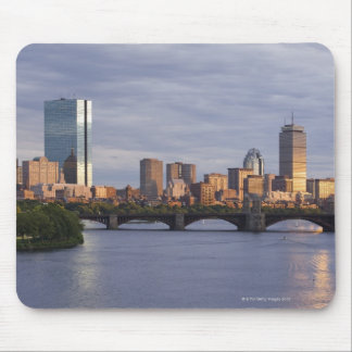 Charles River and The Longfellow Bridge Mouse Pad
