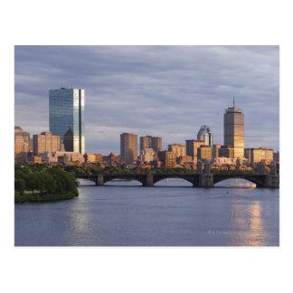 Charles River and The Longfellow Bridge Postcard