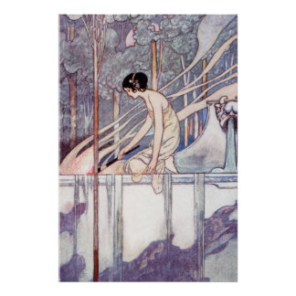 Charles Robinson - Fair and False Poster