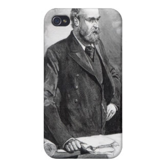 Charles Stewart Parnell Cover For iPhone 4