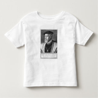 Charles V (1500-58) (engraving) Toddler T-Shirt