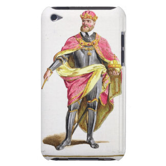 Charles V (1500-58) from 'Receuil des Estampes, re iPod Touch Cover
