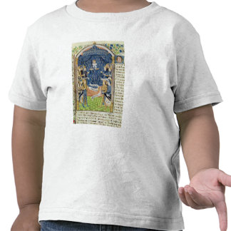 Charles VII  Surrounded by his Court Tee Shirts