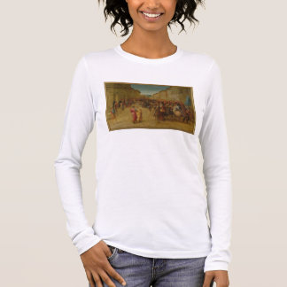 Charles VIII (1470-98) entering Florence, c.1518 ( Long Sleeve T-Shirt