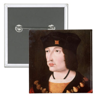 Charles VIII of France 15 Cm Square Badge