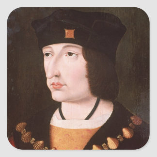 Charles VIII of France Square Sticker