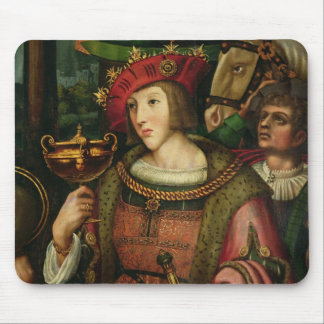 Charles Vth  of Spain Mouse Mat