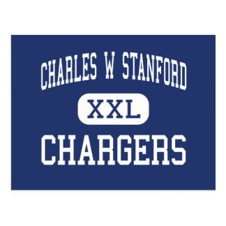 Charles W Chargers Hillsborough Post Card