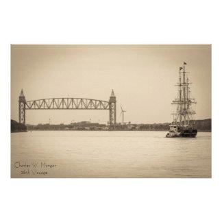 Charles W. Morgan 38th Voyage Photographic Print