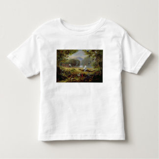 Charles Waterton capturing a cayman, 1825-26 Toddler T-Shirt