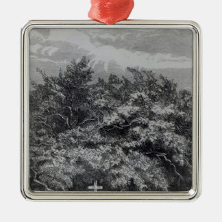 Charles Waterton's Grave Christmas Ornament