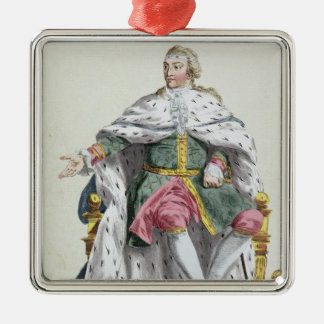 Charles XII (1682-1718) King of Sweden from 'Receu Christmas Ornament