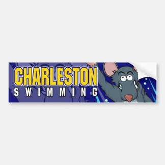 Charleston Bumper Sticker 2