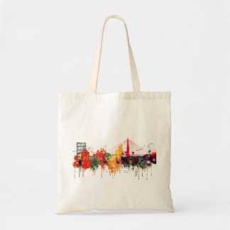 Charleston City Art Tote Bag