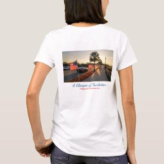 Charleston Flag Celebration T-Shirt -- Women's