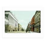 Charleston Hotel and Meeting Street, Charleston,SC Post Cards