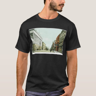 Charleston Hotel and Meeting Street, Charleston,SC T-Shirt