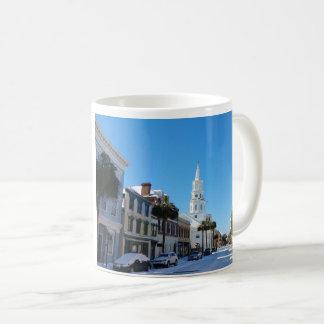 Charleston in the Snow Mug