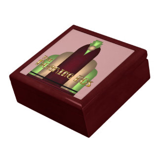 Charleston Large Square Gift Box