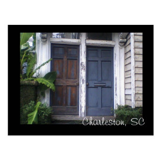Charleston Postcard
