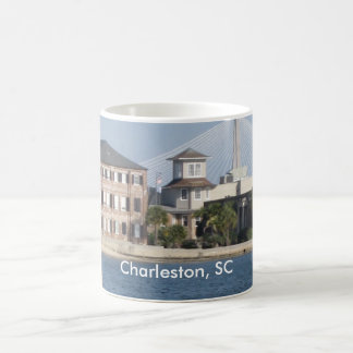 Charleston, SC coffee mug