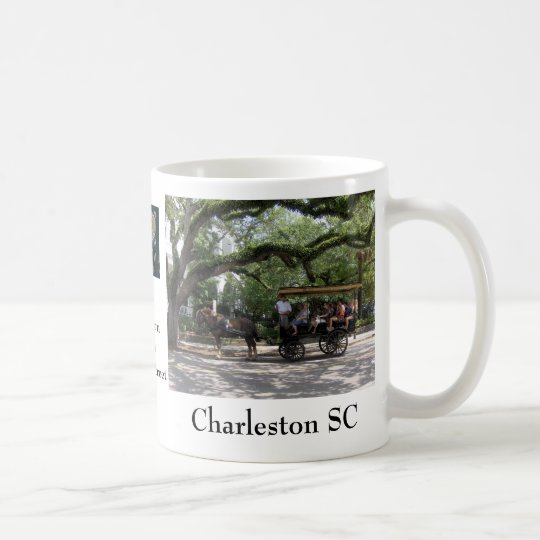 Charleston SC Meeting Street Mug