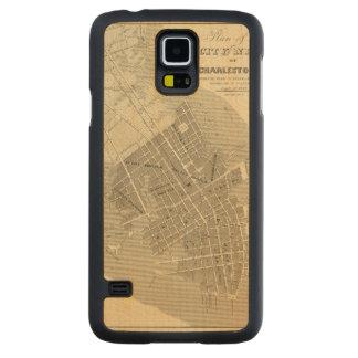 Charleston, South Carolina Carved Maple Galaxy S5 Case