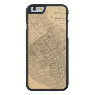 Charleston, South Carolina Carved Maple iPhone 6 Case