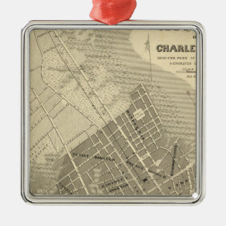 Charleston, South Carolina Christmas Ornament