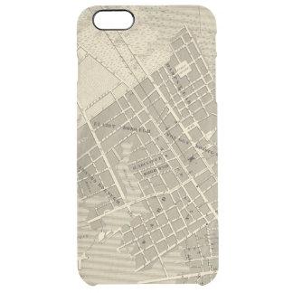 Charleston, South Carolina Clear iPhone 6 Plus Case