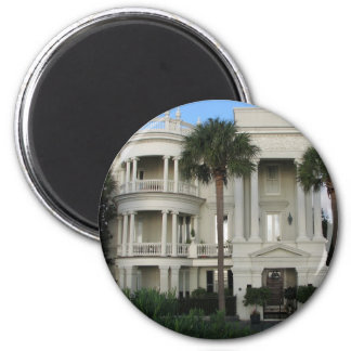 Charleston South Carolina Historic Home Magnet