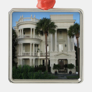 Charleston South Carolina Historic Home Ornament