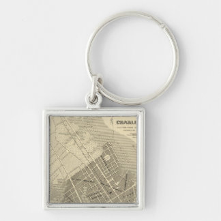 Charleston, South Carolina Key Ring