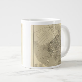 Charleston, South Carolina Large Coffee Mug