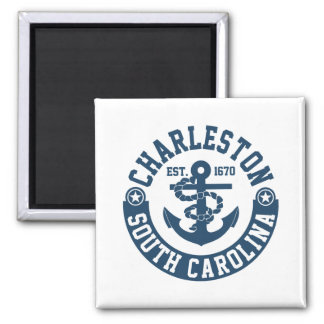 Charleston South Carolina Magnet