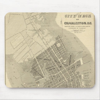 Charleston, South Carolina Mouse Mat
