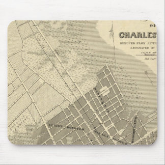 Charleston, South Carolina Mouse Pad