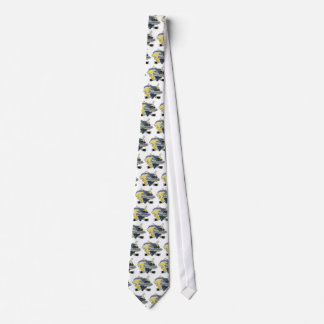 Charleston Wolverines - Customized Tie